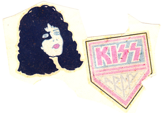 Recently found this KISS tattoo!