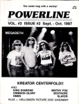 POWERLINE Issue 2 1987
