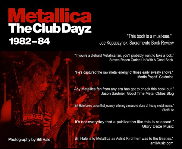 Shot Book Quotes http://demolishmag.wordpress.com/category/metallica-the-club-dayz-1982-1984/