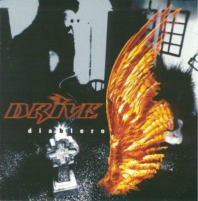 DRIVE: Characters of Time LP – Demolish Magazine