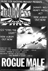 Loudness & Rogue Male Ad