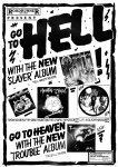 Slayer & Trouble Ad