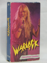 Warlock - Live in London VHS2