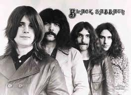 Sabbath - early days!