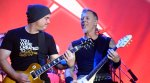 pre-METALLICA guitarist Hugh Tanner with James