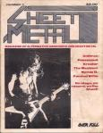 Sheet Metal fanzine