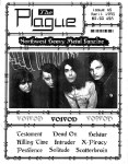 the plague (metal fanzine 1990)