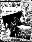 Violence Zine # 1 1989'