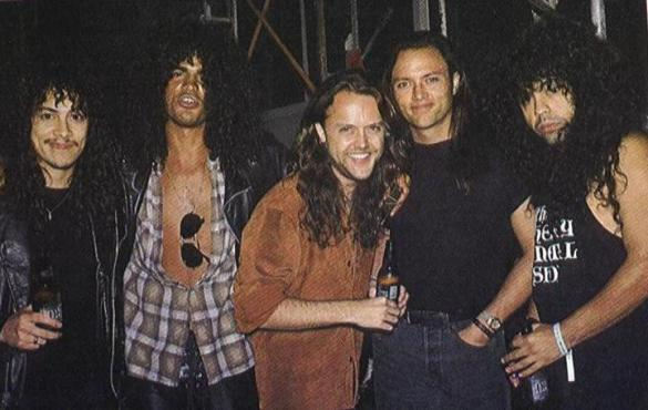 Backstage Rock Concert Demolish Magazine