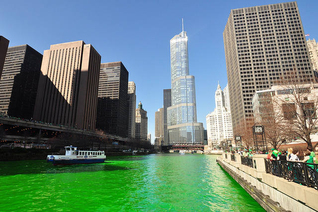 Spring Forward Chicago St Patricks Day Demolish Magazine