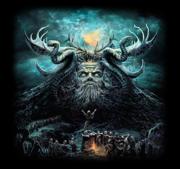 Dark Roots of Thrash (cover art)