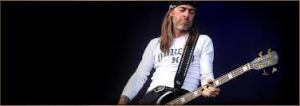 Rex Brown (Bass)
