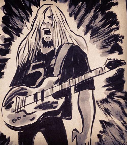 Art: Requiem Metal
