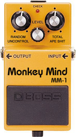 Monkey Mind (alpha)
