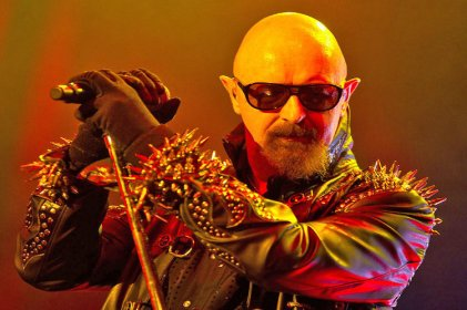 The Metal God - Halford