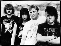 Band photo 1988