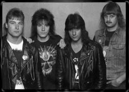 Band promo 1987