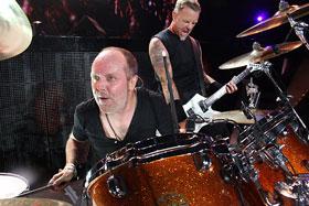 Lars - drums
