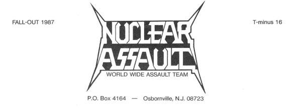 N.Assault 87 promo