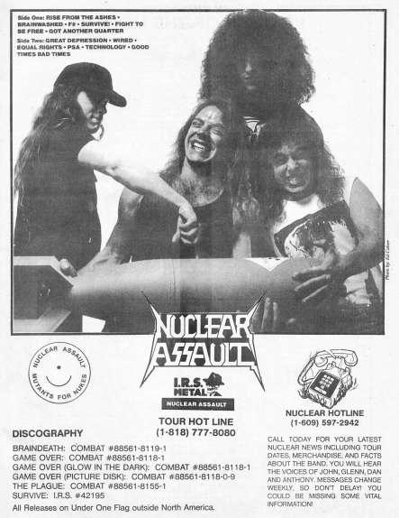 Nuclear News '87