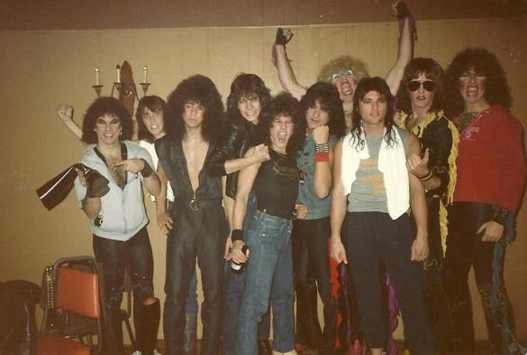 Queensryche and Twisted Sister