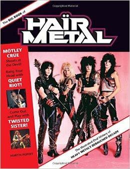 Book of Hair Metal (cover)