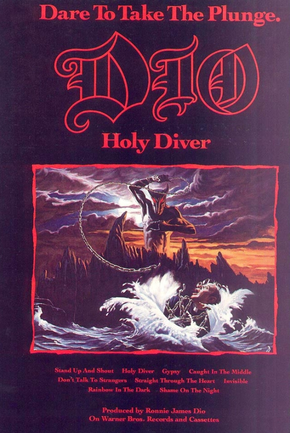 Holy Diver Tourbook