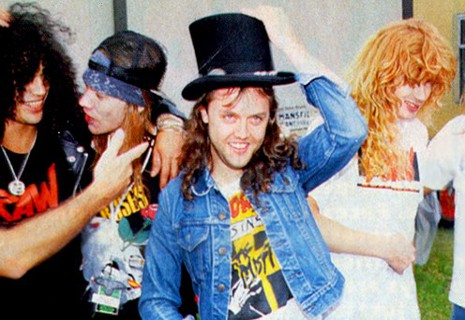 Nice top hat Lars!
